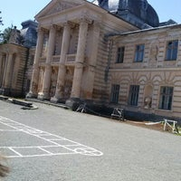Photo taken at Палац графа Баденi / Palace of Count Badeni by Olesia Tarkovska on 7/5/2014