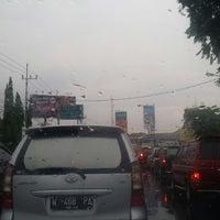 Photo taken at Jalan Jend. Ahmad Yani by Denny K. on 12/20/2014