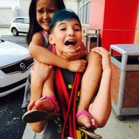 Photo taken at Amerikick Northeast Philly by Fabio M. on 6/16/2015