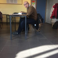 Photo taken at Collège Sainte Marie by Aude R. on 3/23/2017