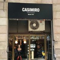 Photo taken at Casimiro by Santi on 5/2/2014