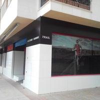 Photo taken at Bikila Murcia by Bikila Murcia on 3/25/2014