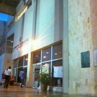 Photo taken at Biblioteca Departamental Jorge Garcés Borrero by Felipekal 😊 R. on 8/26/2014