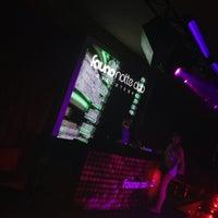 Photo taken at Fauno Notte Club by Glenn S. on 9/20/2014