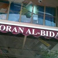 Photo taken at Restoran Al-Bidayah by Noza on 10/14/2012