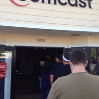 Photo taken at Comcast by Jonathan W. on 10/5/2013