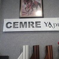 Photo taken at CEMRE YAPI by 👀👀Blãck C. on 10/28/2014