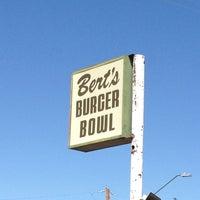 Photo taken at Bert's Burger Bowl by The Santa Fe VIP on 7/19/2013