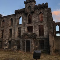 Photo taken at Smallpox Hospital by Dave C. on 2/24/2017