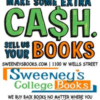 Photo taken at Sweeney's College Books by Sweeney's College Books on 11/18/2014