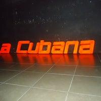 Photo taken at La Cubana by gustavo b. on 3/25/2014