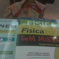Photo taken at Livraria Imperatriz by Mykaella O. on 5/19/2014