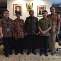 Photo taken at Kementerian Negara Koperasi dan UKM by (Ade) Armansjah S. on 12/8/2017