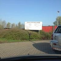 Photo taken at Containerpark moerkerke by Stuart J. on 4/27/2013