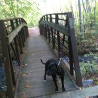 Photo taken at South Run Park by Cathi E. on 10/17/2012