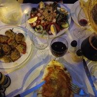 Photo taken at Restaurant du Gesù by Vincent N. on 9/15/2012