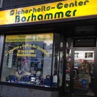 Photo taken at Sicherheits-Center Boshammer by Jonathan E. on 9/30/2014