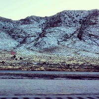 Photo taken at Mountain Pass by Tony C. on 2/11/2013