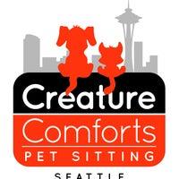 Photo taken at Creature Comforts Pet Sitting of Seattle by Creature Comforts Pet Sitting of Seattle on 3/26/2014