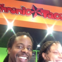 Photo taken at Chronic Tacos by Reggie D. on 5/24/2014