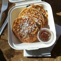 Photo taken at Flapjack's Pancake Shack by Ibrahim S. on 3/26/2014