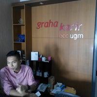 Photo taken at Graha Karir ECC UGM by A P. on 6/17/2015