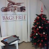 Photo taken at Bags Free Rome Luggage Storage by Luca Z. on 1/5/2015
