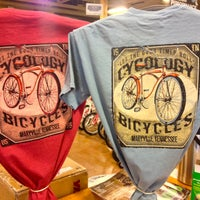 Photo taken at Cycology Bicycles by Cycology Bicycles on 3/26/2014