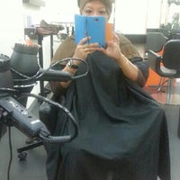 Photo taken at Yu Num Hair Care@CiVIC (R) by Roslaily J. on 8/23/2013