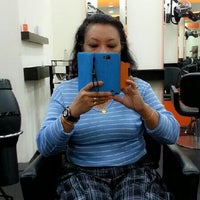 Photo taken at Yu Num Hair Care@CiVIC (R) by Roslaily J. on 8/30/2013