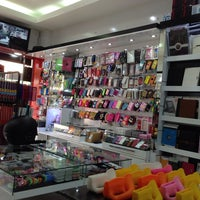 Photo taken at Fashion-Cell Electronic Store by Suleyman K. on 6/2/2014