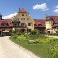 Photo taken at Gut Sonnenhausen by Stefan K. on 6/13/2014