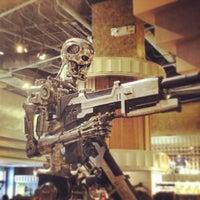 Photo taken at Terminator 2 3-D: Battle Across Time by Steve L. on 3/26/2013