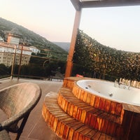 Foto tomada en Suhan360 Hotel & Spa por Melek G. el 6/21/2017