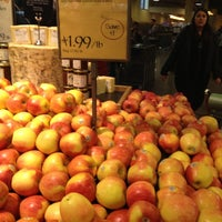 Photo taken at Whole Foods Market by Nancy E. on 12/1/2012