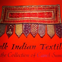 Photo taken at San Jose Museum of Quilts & Textiles by Aradhana P. on 3/1/2013