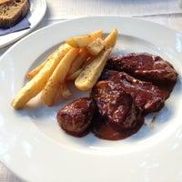 Photo taken at Alana Restaurant by Thodoris R. on 8/9/2013