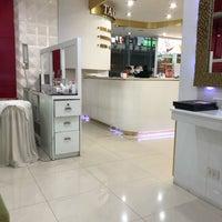 Photo taken at Take care Beauty Salon & Spa by Tubtim P. on 9/3/2018