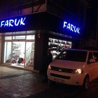 Photo taken at faruk ayakkabı by Faruk Ç. on 8/10/2014