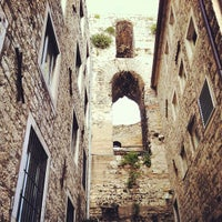 Photo taken at Diocletian's Palace by Matt P. on 6/2/2013