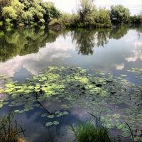 Photo taken at Jezero Savica by Matt P. on 7/10/2013