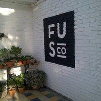 Photo taken at FUSCO by Circuito G. on 1/8/2014