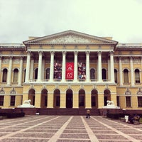 Снимок сделан в Русский музей пользователем Sansuda P. 7/26/2013