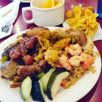 Photo taken at King Chinese Buffet by Katie M. on 5/1/2016