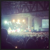 Photo taken at PNC Music Pavilion by Katie M. on 9/29/2013