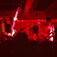 Photo taken at The Macbeth by Yosh T. on 12/8/2012