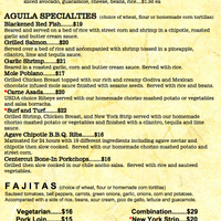 Photo taken at El Aguila Mexican Restaurant by El Aguila Mexican Restaurant on 6/17/2014