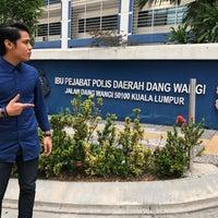 Photo taken at IPD Dang Wangi Kuala Lumpur by Azwan A. on 10/24/2017