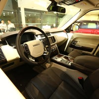 Photo taken at Автоплюс, автосалон Jaguar, Land Rover by Павел Кирбятьев ©. on 12/14/2014