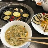 Снимок сделан в Korean BBQ гриль пользователем Ксенья О. 8/27/2018